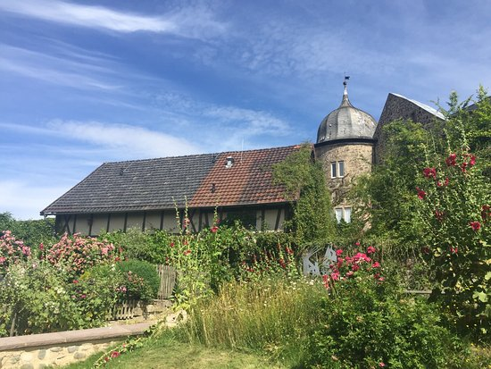 Dornröschenschloss Sababurg Bild