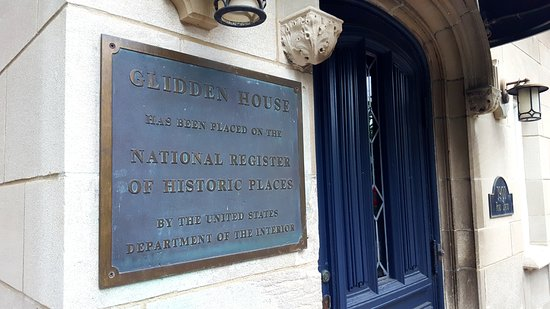 Glidden House: On National Register of Historic Places