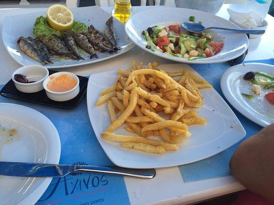 Ahinos Restaurant: photo0.jpg