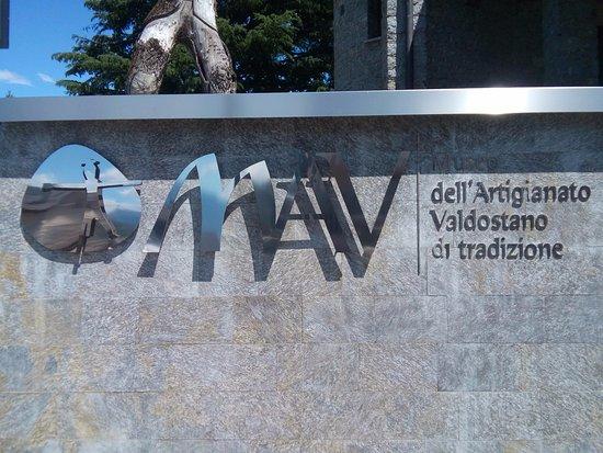 MAV - Museo dell'Artigianato Valdostano di Tradizione: Il museo