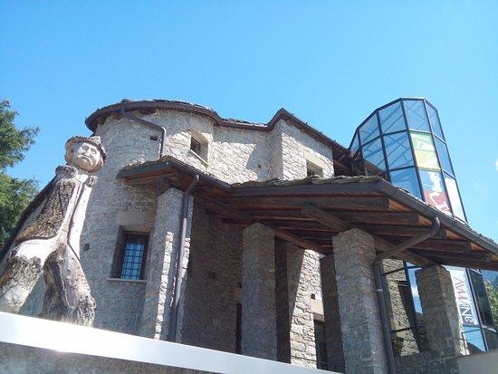 MAV - Museo dell'Artigianato Valdostano di Tradizione: L'esterno