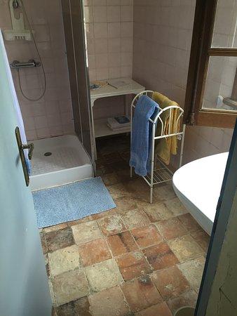 Lanquais, Frankrijk: Salle de bain