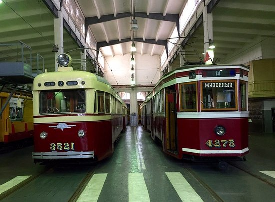 ‪City Electric Transportation Museum‬