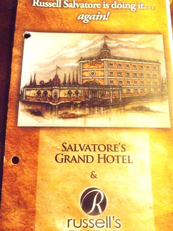 Salvatore's Grand Hotel: Lovely stay for our first visit
