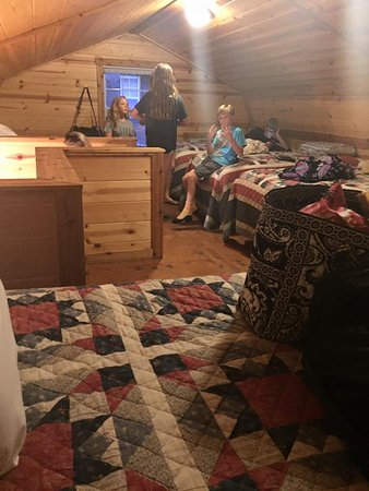 Adventures on the Gorge - Lodging Picture