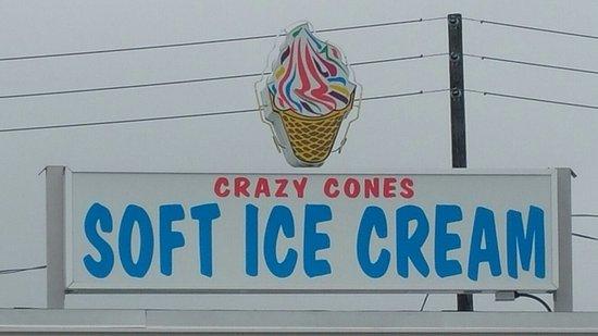 Whitehall, Pensilvania: Crazy Cones