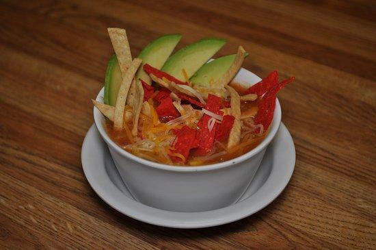 Cartwright's Ranch House: Chicken Tortilla Soup