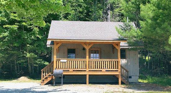 Montebello, VA: Crabtree Cabin