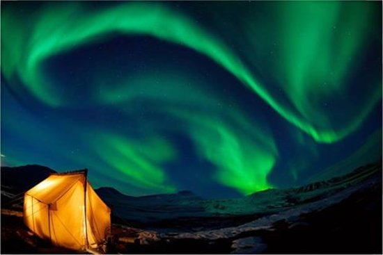 Klawock, AK: Northern Lights