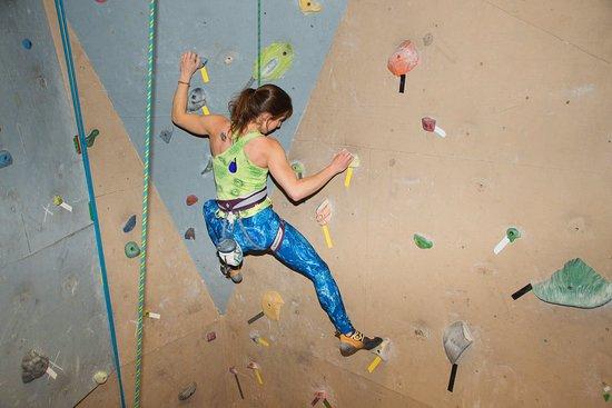 Willsboro, NY: Climbing For All abilities