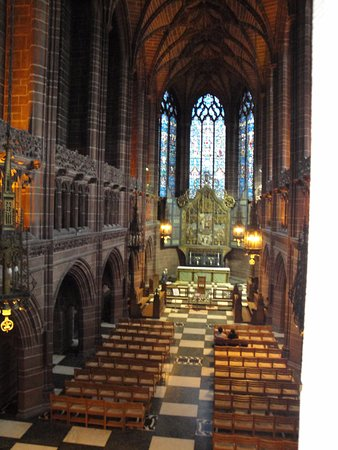 Liverpool History Taxi: Cathedral