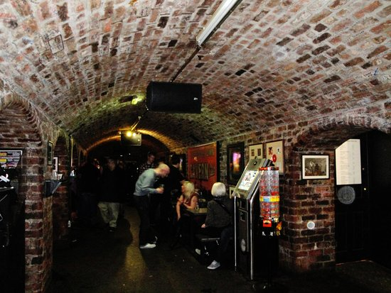 Liverpool History Taxi: The Cavern