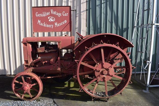 Geraldine Vintage Car and Machinery Museum: photo1.jpg