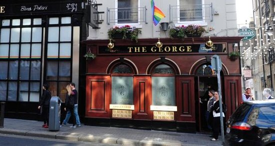‪The George Bar‬