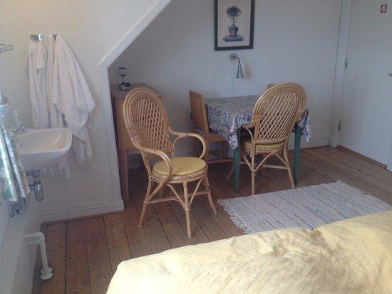 Hotel Havnebakken: værelse nr. 3