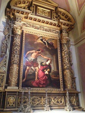 Fanano, İtalya: Cerchia del Guercino