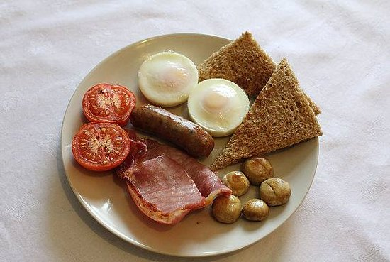 Skelton, UK: Award winning breakfast