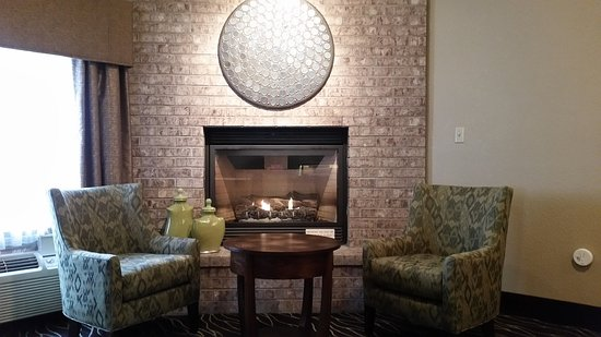 Chilton, WI: Hotel Lobby