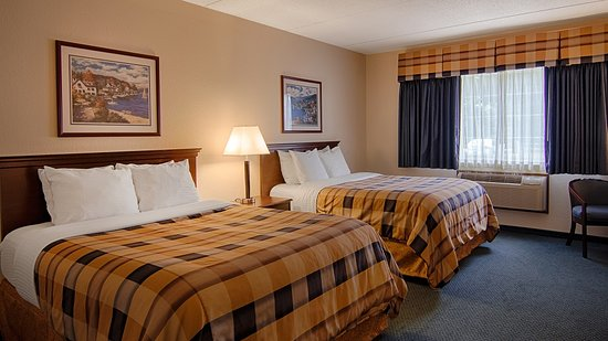 BEST WESTERN Stanton Inn: Two Queen Guest Room