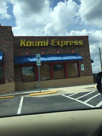 Monroe, North Carolina: Koumi Express