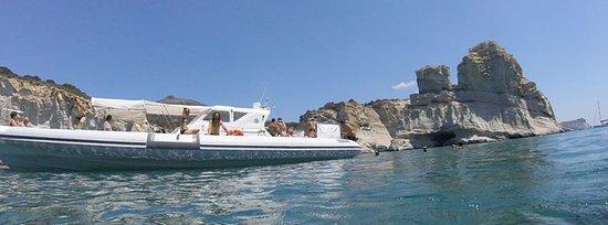 Volcano Boat