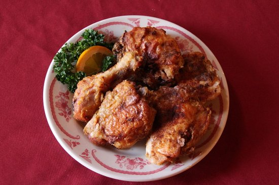 Orrtanna, PA: Oven Fried Chicken