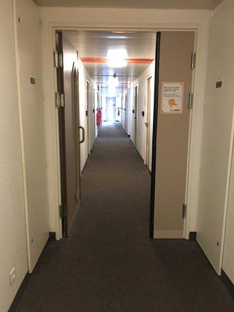 hotelF1 Gap : Corridoio
