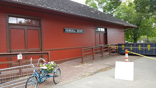Elroy, WI: Kendall Station