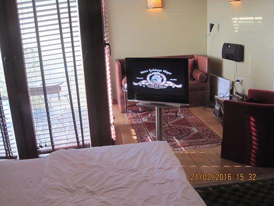 Ibrahim Pasha Hotel: 406  Nolu Deluxe Room
