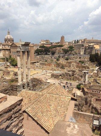 Forum Romain (Foro Romano) : Forum