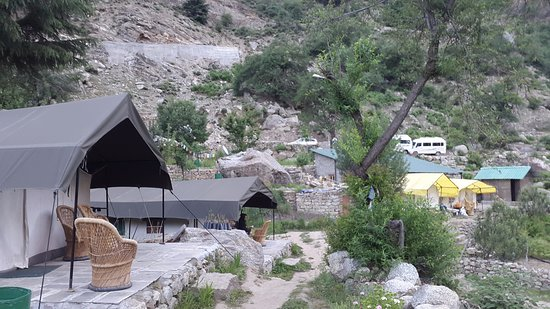 Kinner Camp Sangla Picture
