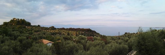 Camvillia Resort: The panoramic view