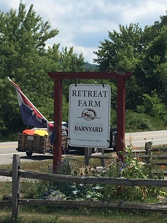 Retreat Farm: A great place to spend some time!