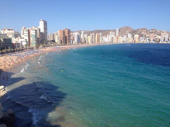 photo0.jpg: fotografía de Playa de Levante, Benidorm - TripAdvisor