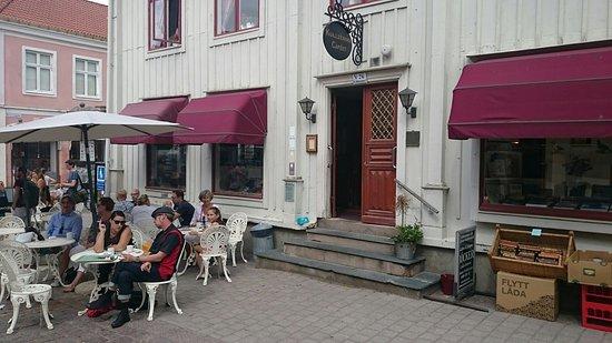 Kullzenska Cafeet : Exteriörbild
