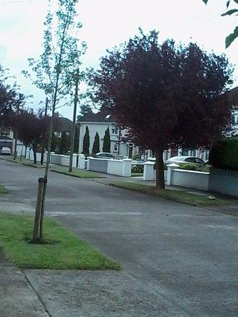 Lorcan Lodge: quartier calme