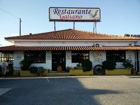 Algueirão - Mem Martins, Portugal: Restaurante O Galiano