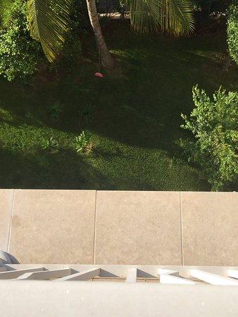Hotel Riu Vallarta: La escoba estuvo ahi los 4 días!