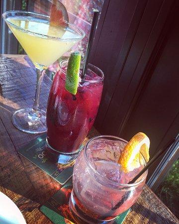 ลาฮาสกา, เพนซิลเวเนีย: Cocktails!