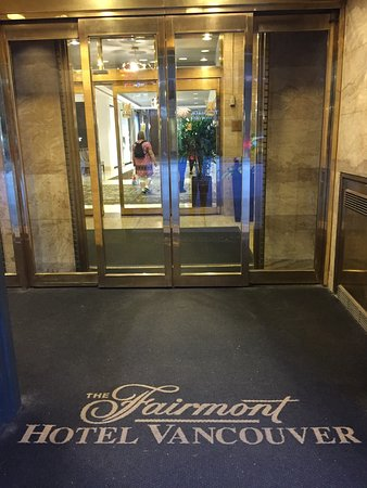 Fairmont Hotel Vancouver: photo0.jpg