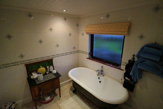 Tyddyn Perthi : Bathroom