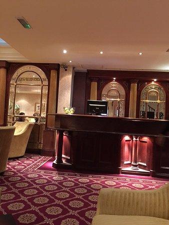 Longford, أيرلندا: Lobby view