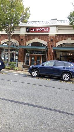 Fairfax, VA: Chipotle