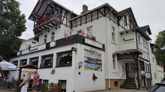 Bad Harzburg Hotel Tannenhof
