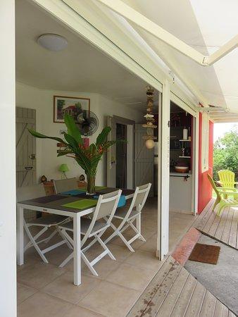Village Ti Figues: autre vue - colombo