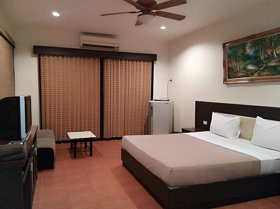 Jomtien-Morningstar Guesthouse: my room