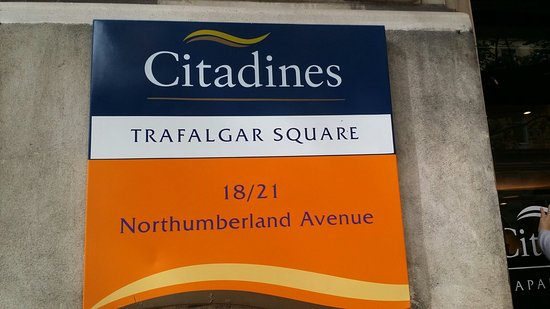 Citadines Trafalgar Square London: 20160707_164921_large.jpg