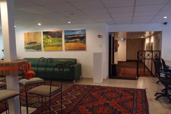 Foto de The Diaghilev, LIVE ART Boutique Hotel