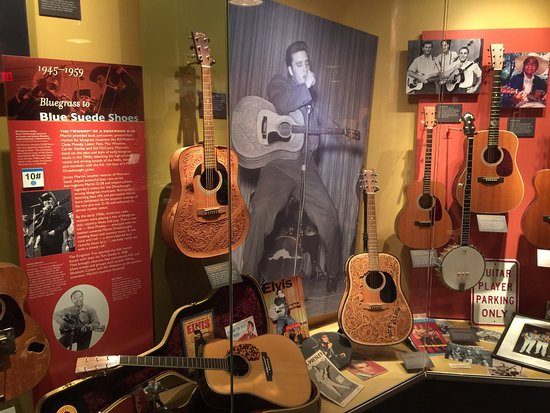 I have been to the Martin Guitar Museum and Factory Tour