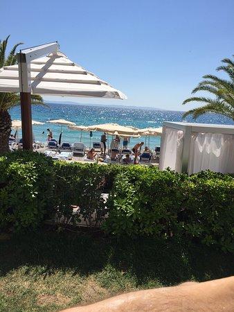 Le Meridien Lav Split: This is one amazing property